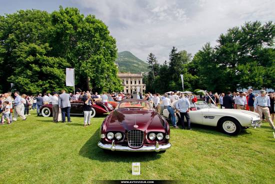 "Concorso d'Eleganza Villa d'Este 2018 - ""Hollywood on the Lake"""
