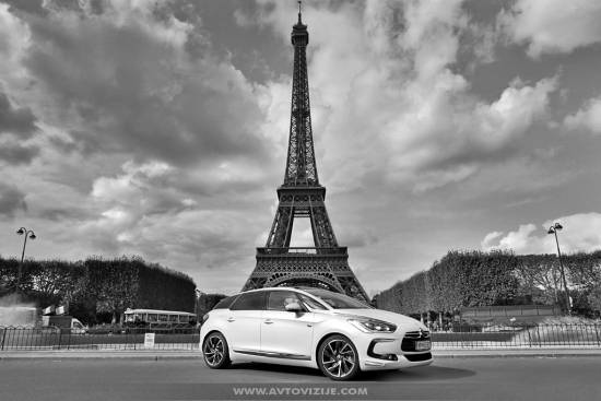 Citroen DS5 sport chic hybrid4 airdream