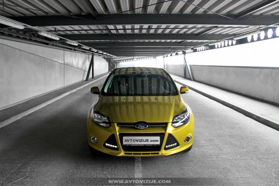 Ford focus 1,6 Ti-VCT sport
