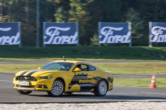 Ta vikend na Vranskem tretji Ford Performance dan
