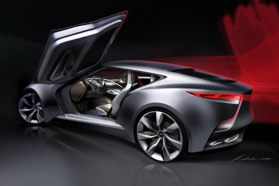 Hyundai HND-9 concept - napoved