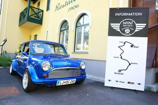 MINI Alpe Adria Summit