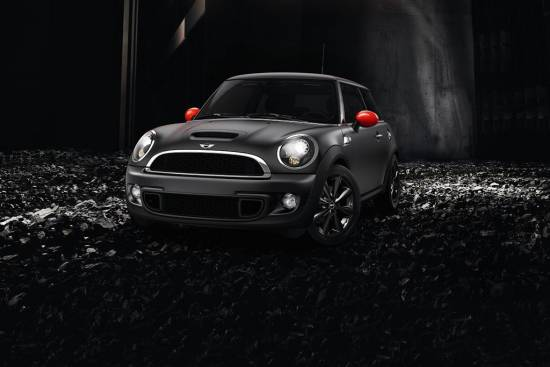 Mini cooper S nite edition