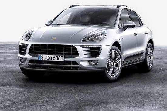 Porsche macan 2,0 turbo