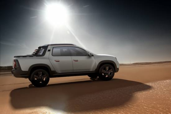 Renault duster oroch koncept