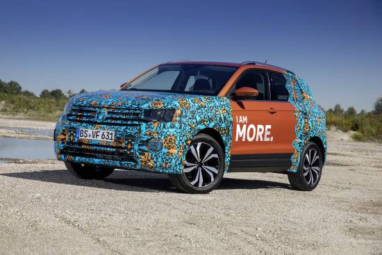 Volkswagen T-cross – napoved